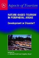 jacket Image for Nature-Based Tourism in Peripheral Areas