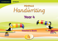 Jacket image for Penpals for Handwriting Year 4 Teacher's Book Enhanced Edition Year 4