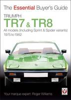 Jacket image for Triumph TR7 and TR8
