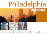 Jacket image for Philadelphia Popout Map
