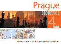 Jacket image for Prague Popout Map