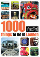 Jacket image for 1000 Things to do in London
