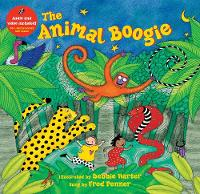 Jacket image for The Animal Boogie