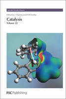 Jacket image for Catalysis Vol. 22