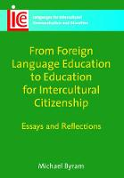 jacket Image for From Foreign Language Education to Education for Intercultural Citizenship