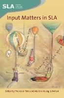 jacket Image for Input Matters in SLA