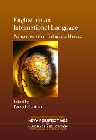 jacket Image for English as an International Language