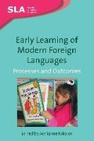 jacket Image for Early Learning of Modern Foreign Languages