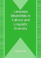 jacket Image for Language Disabilities in Cultural and Linguistic Diversity