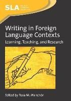 jacket Image for Writing in Foreign Language Contexts