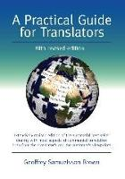 jacket Image for A Practical Guide for Translators (5th edn)