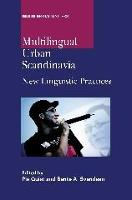 jacket Image for Multilingual Urban Scandinavia