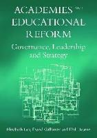 jacket Image for Academies and Educational Reform