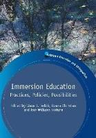 jacket Image for Immersion Education
