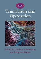 jacket Image for Translation and Opposition