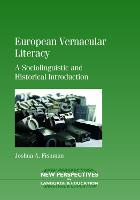 jacket Image for European Vernacular Literacy