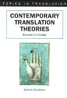 jacket Image for Contemporary Translation Theories