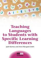 jacket Image for Teaching Languages to Students with Specific Learning Differences