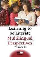 jacket Image for Learning to be Literate