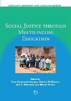 jacket Image for Social Justice through Multilingual Education