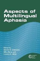 jacket Image for Aspects of Multilingual Aphasia