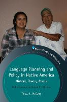 jacket Image for Language Planning and Policy in Native America