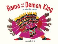 Jacket image for Rama and the Demon King