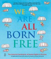Jacket image for We Are All Born Free