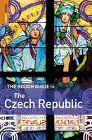 Jacket image for The Rough Guide to Czech Republic