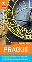 Jacket image for Pocket Rough Guide Prague