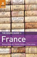 Jacket image for The Rough Guide to France