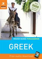 Jacket image for Greek Phrasebook