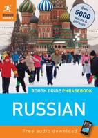 Jacket image for Russian Phrasebook