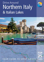 Jacket image for Drive Around Northern Italy & Italian Lakes