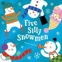 Jacket image for Five Silly Snowmen