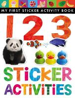 Jacket image for 123 Sticker Activities