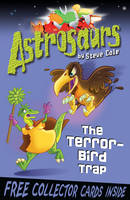 Jacket image for Astrosaurs 8: The Terror-bird Trap