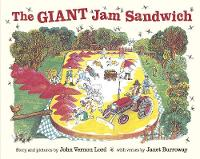 Jacket image for The Giant Jam Sandwich