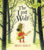 Jacket image for The Last Wolf