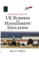 Jacket image for The History of UK Business and Management Education