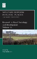 Jacket image for Welfare Reform in Rural Places