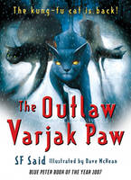 Jacket image for The Outlaw Varjak Paw