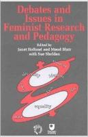 jacket Image for Debates and Issues in Feminist Research and Pedagogy
