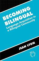 jacket Image for Becoming Bilingual