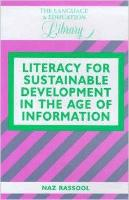 jacket Image for Literacy for Sustainable Development in the Age of Information