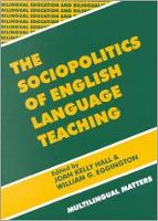 jacket Image for Sociopolitics of English Language Teaching, The