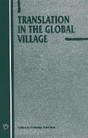 jacket Image for Translation in the Global Village