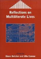 jacket Image for Reflections on Multiliterate Lives