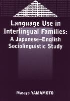 jacket Image for Language Use in Interlingual Familes
