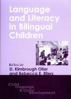 jacket Image for Language and Literacy in Bilingual Children